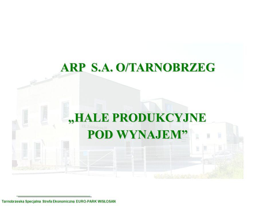 Dane techniczne Hala produkcyjna nr 4 Powierzchnia użytkowa obiektu wynosi 1836,30 m 2 wraz z zapleczem biurowo-socjalnym przystosowanym do pracy około 30 osób.