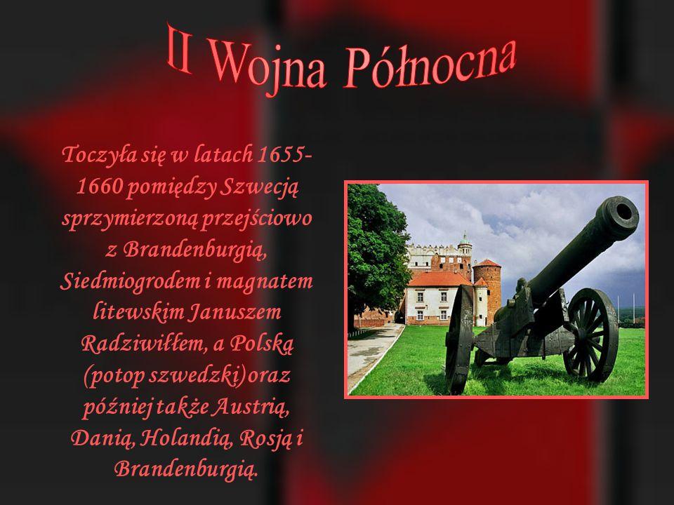 2.Szlachta: - poddaje się pokornie obcym najeźdźcom, szybko godzi z nowym położeniem (kiedy Opaliński oznajmił o podpisaniu kapitulacji Wielkopolski,
