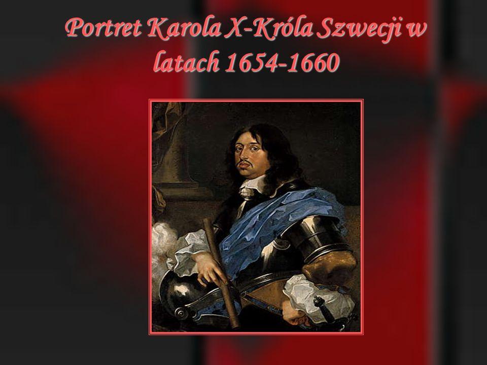 Stefan Czarniecki na czele wojsk polskich w bitwie pod Warką.