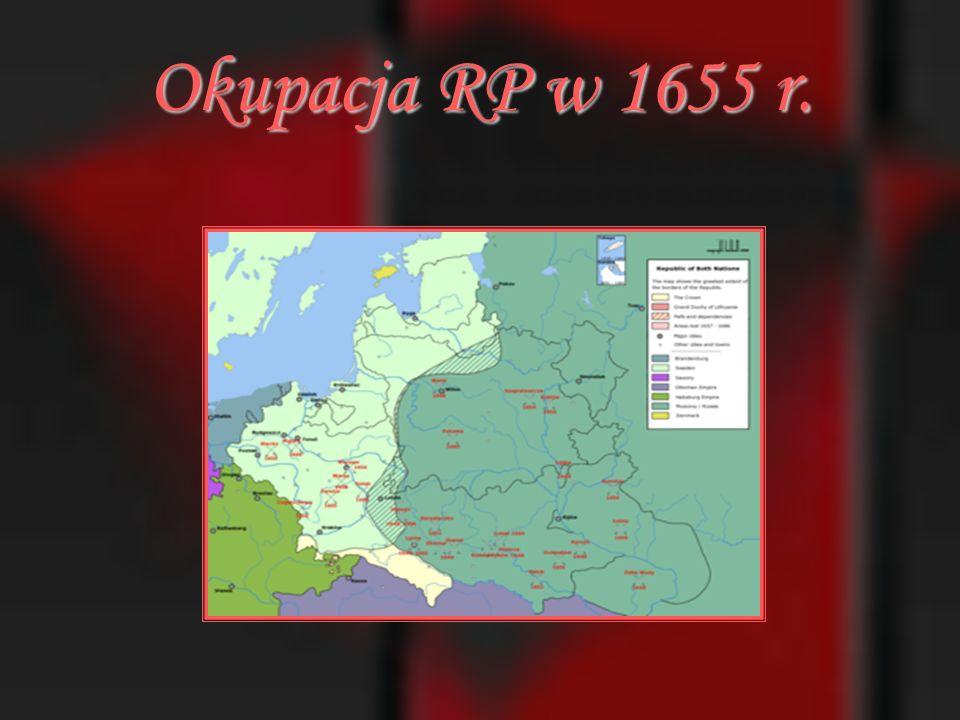 Mianem potop szwedzki określa się szwedzki najazd na Polskę w 1655 roku.Po europejskiej wojnie trzydziestoletniej Szwecja usadowiła się mocno na połud