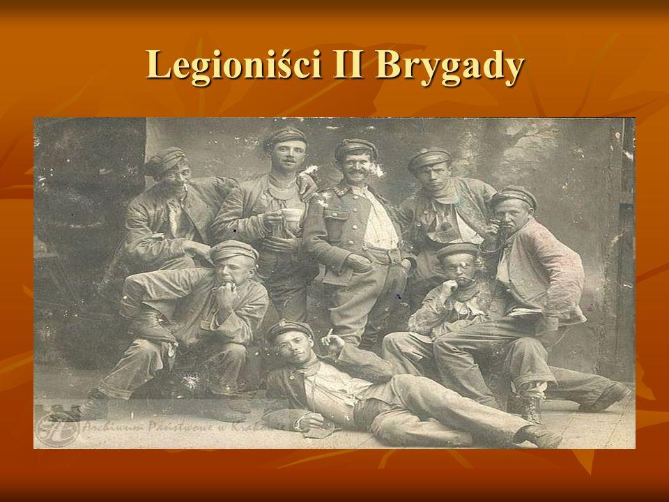 Legioniści II Brygady