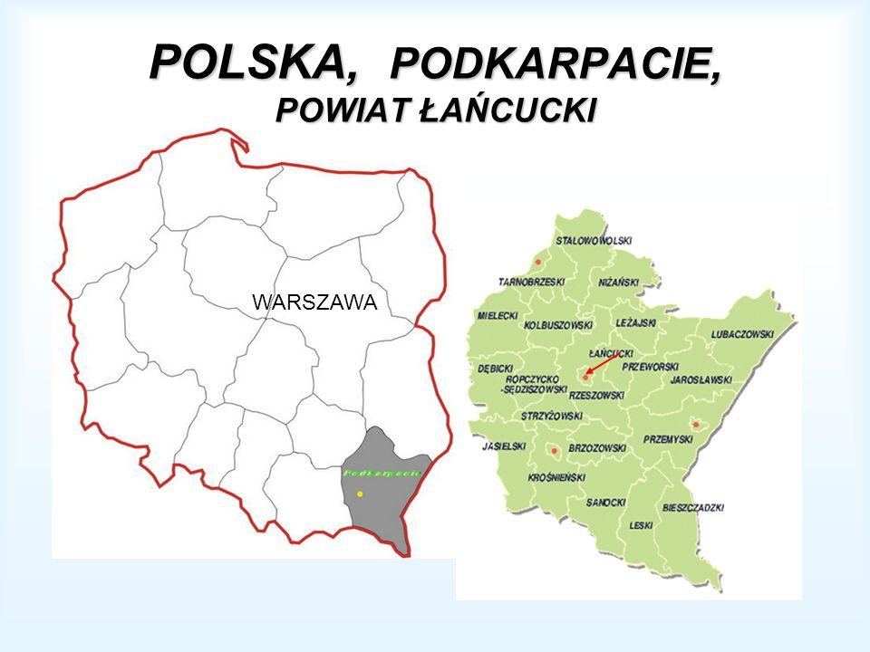 POLSKA, PODKARPACIE, POWIAT ŁAŃCUCKI WARSZAWA