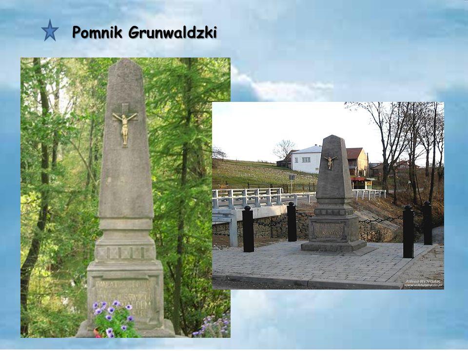 Pomnik polskich lotników.