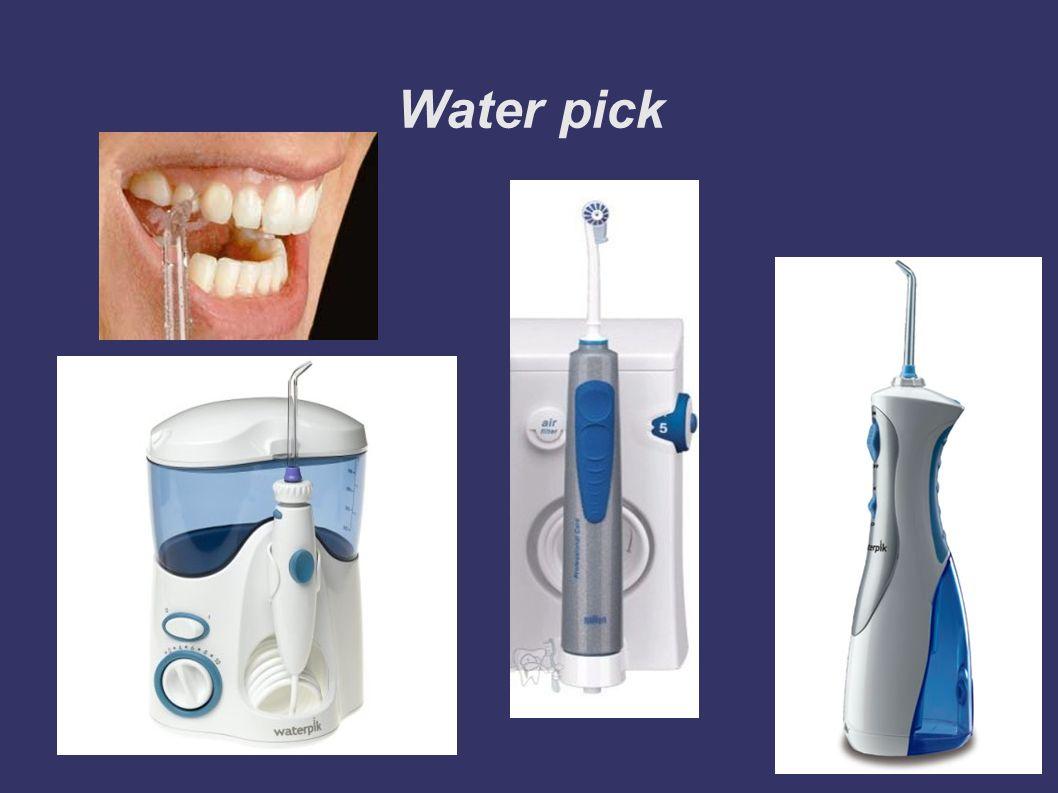 Water pick