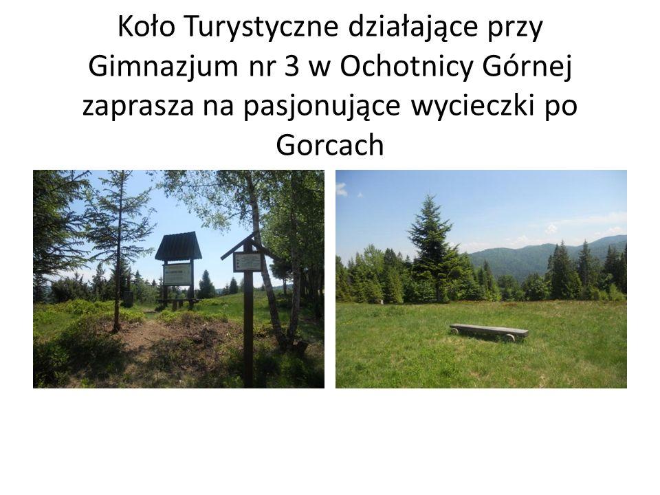 Wycieczka I: Potok Jaszcze – miejsce katastrofy bombowca Liberator Wycieczkę rozpoczynamy w Górnym Jaszczym na granicy GPN.