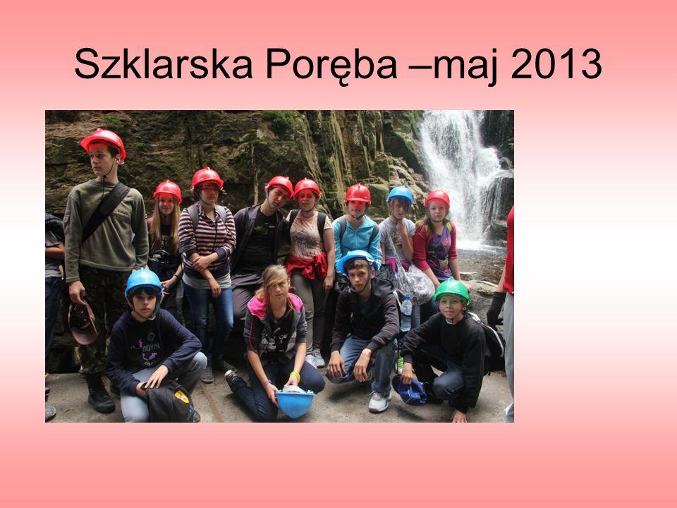 Szklarska Poręba –maj 2013