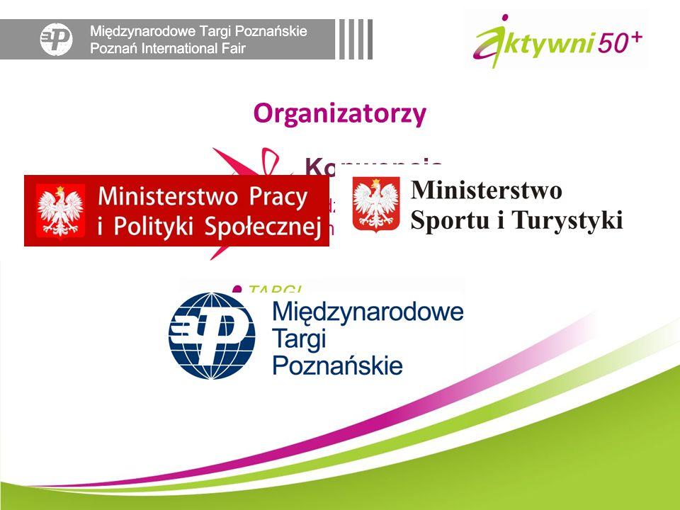 Konwencja Międzypokoleniowe Dni Aktywności Organizatorzy