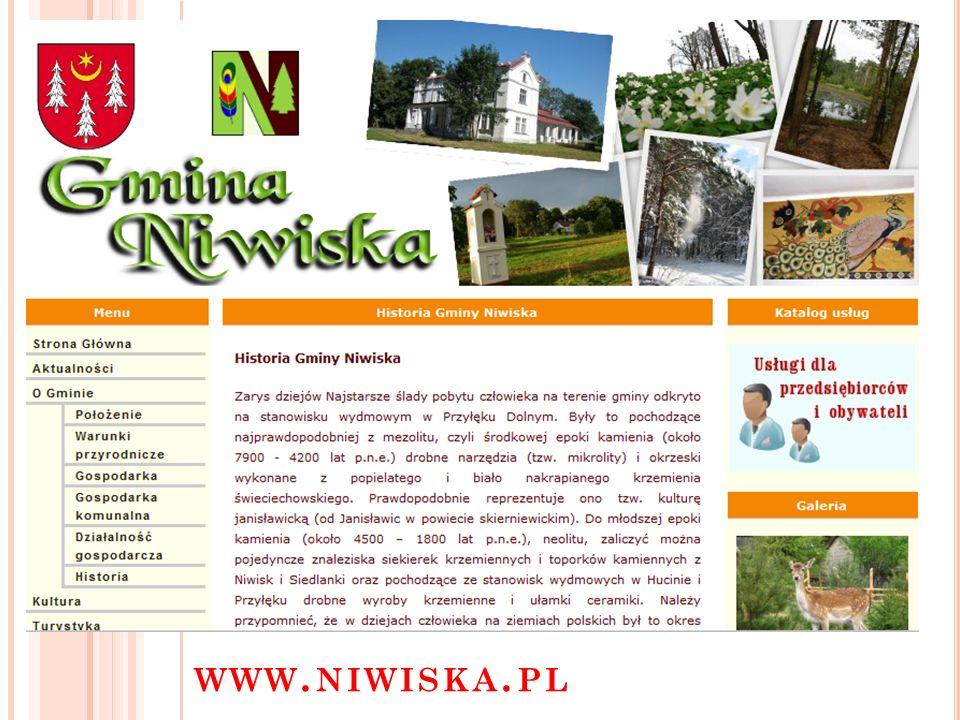 WWW. NIWISKA. PL