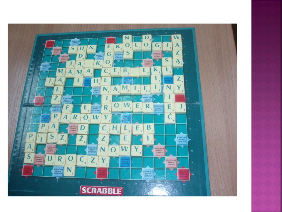 Tu najdłuższe słowo miało 13 liter – 1 słowo.Drugie pod względem długości miało 8 liter - 2 słowa.