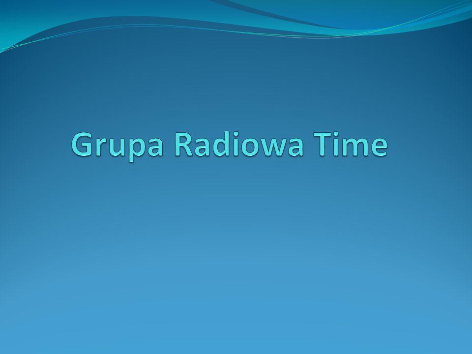 Grupa Radiowa Time skupia stacje należące do Zjednoczonych Przedsiębiorstw Rozrywkowych.