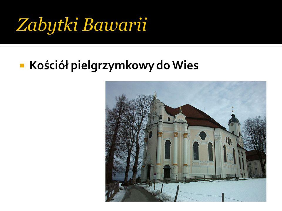 Kościół pielgrzymkowy do Wies