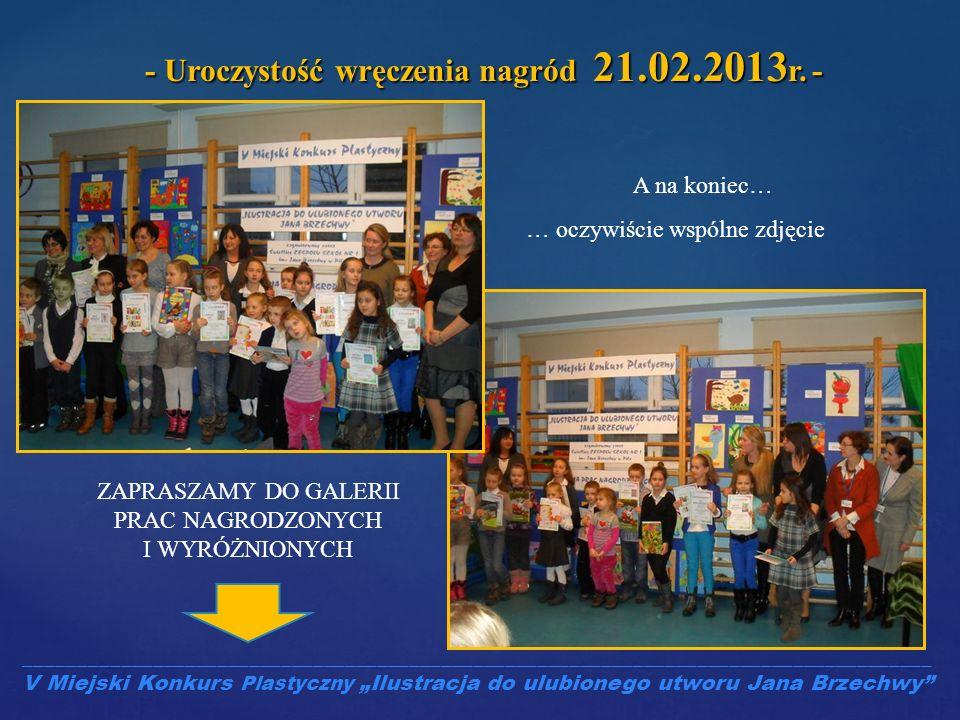 Wyniki Decyzją komisji z dnia 12.11.2012r.