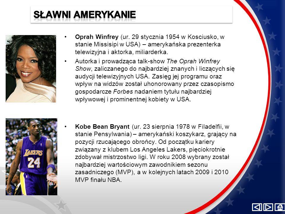 Oprah Winfrey (ur.