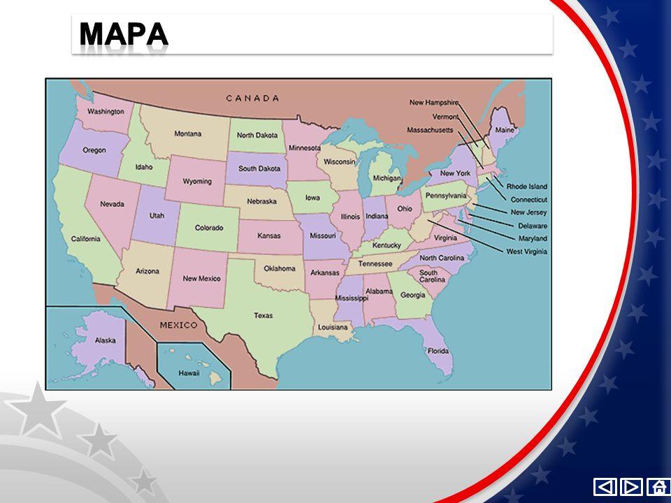 Stany Zjednoczone, Stany Zjednoczone Ameryki- państwo w Ameryce Północnej graniczące z Kanadą od północy, Meksykiem od południa, Oceanem Spokojnym od zachodu, Oceanem Arktycznym od północnego zachodu i Oceanem Atlantyckim od wschodu.