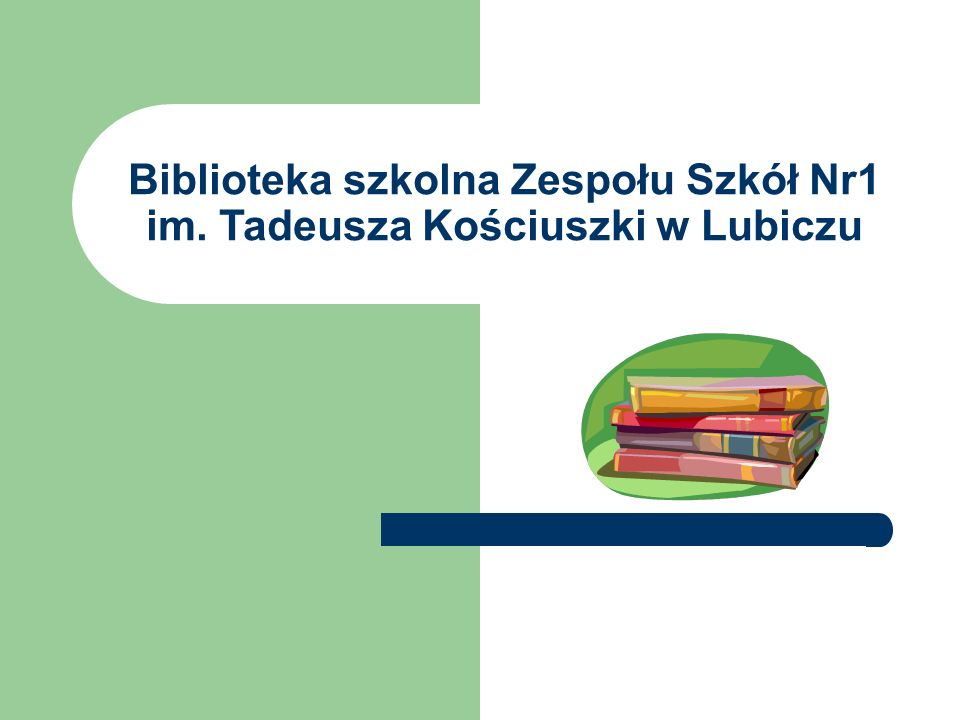 Biblioteka czynna: Poniedziałek8 00 - 14 00 Wtorek8 00 - 15 00 Środa8 00 - 14 30 Czwartek8 00 - 14 00 Piątek8 00- 14 00 Nauczyciele bibliotekarze: mgr inż.