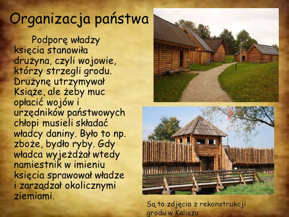 Życie mieszkańców dawnej Polski Mieszkańcy dawnej Polski jedli: mięso, kasze polewki zbożowe, groch, miód i owoce.