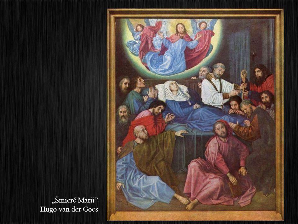 Śmierć Marii Hugo van der Goes