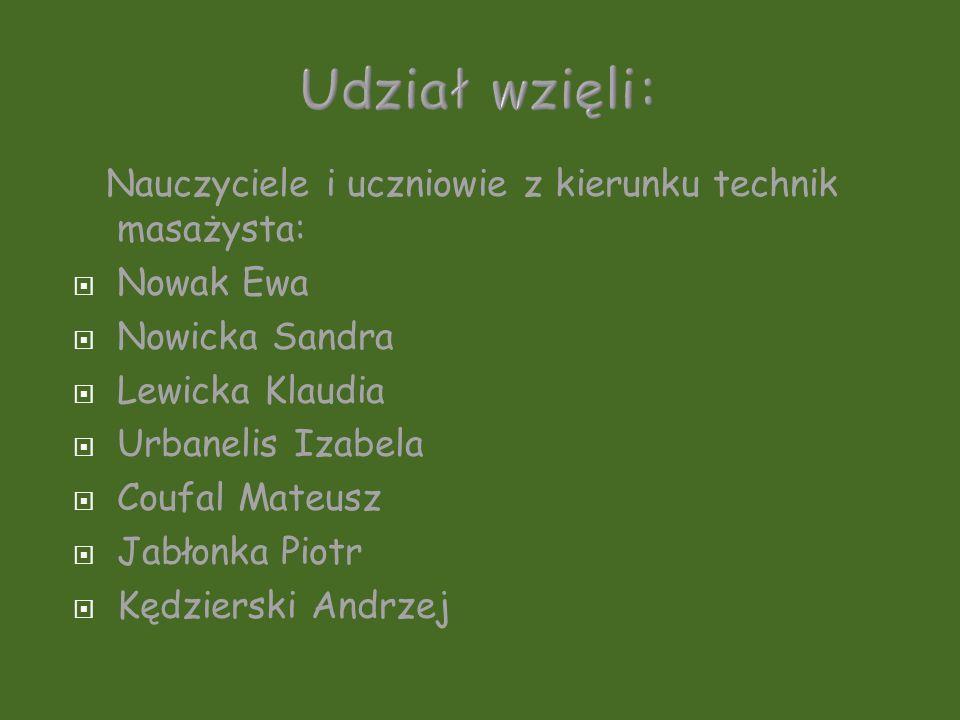 Małgorzata Lewicka Arleta Soroczyńska Rafał Soroczyński I ich przyjaciele: