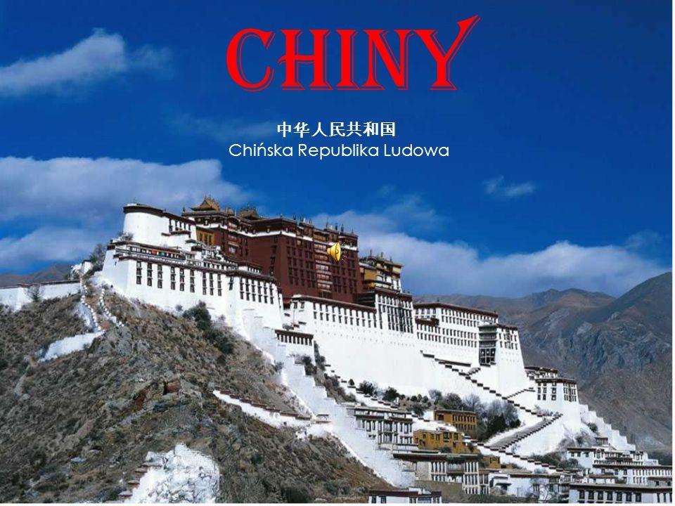 CHINY Chińska Republika Ludowa