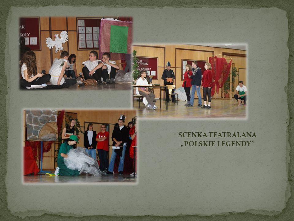 SCENKA TEATRALANA POLSKIE LEGENDY