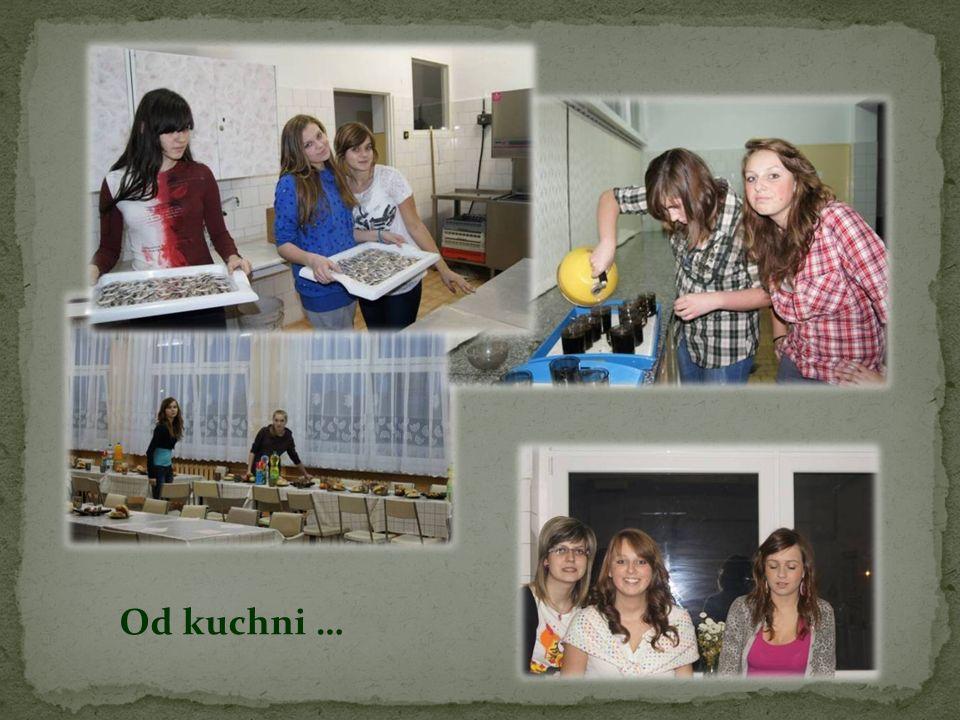 Od kuchni …