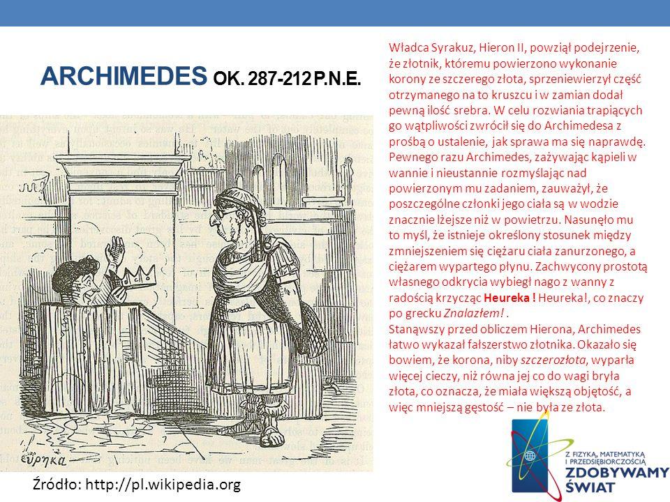 ARCHIMEDES OK.287-212 P.N.E.