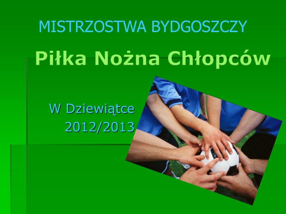 Ostatecznie zajęliśmy VI miejsce w Mistrzostwach Bydgoszczy
