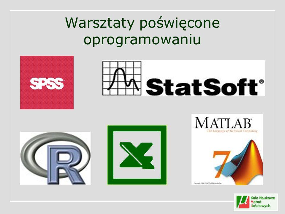 Warsztaty poświęcone oprogramowaniu