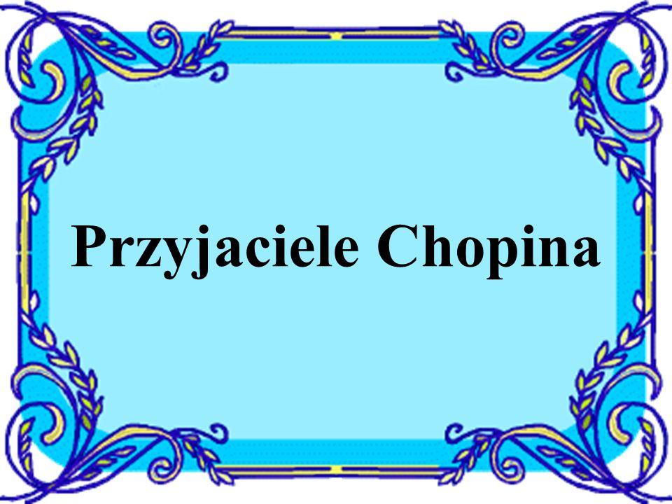 Przyjaciele Chopina