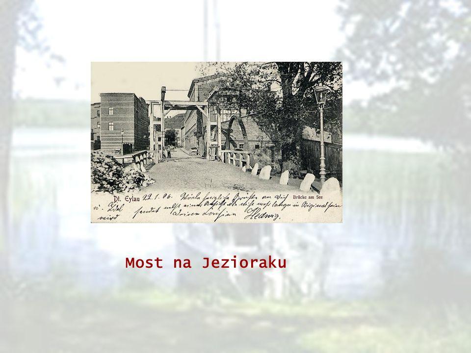 Most na Jezioraku