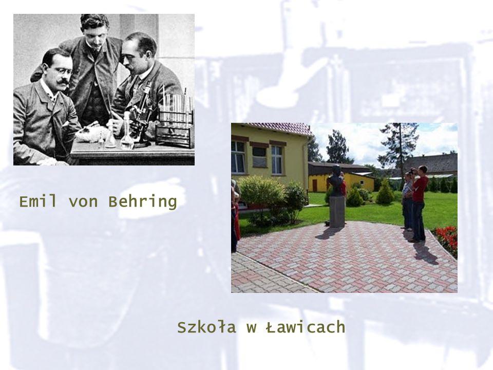 Emil von Behring Szkoła w Ławicach