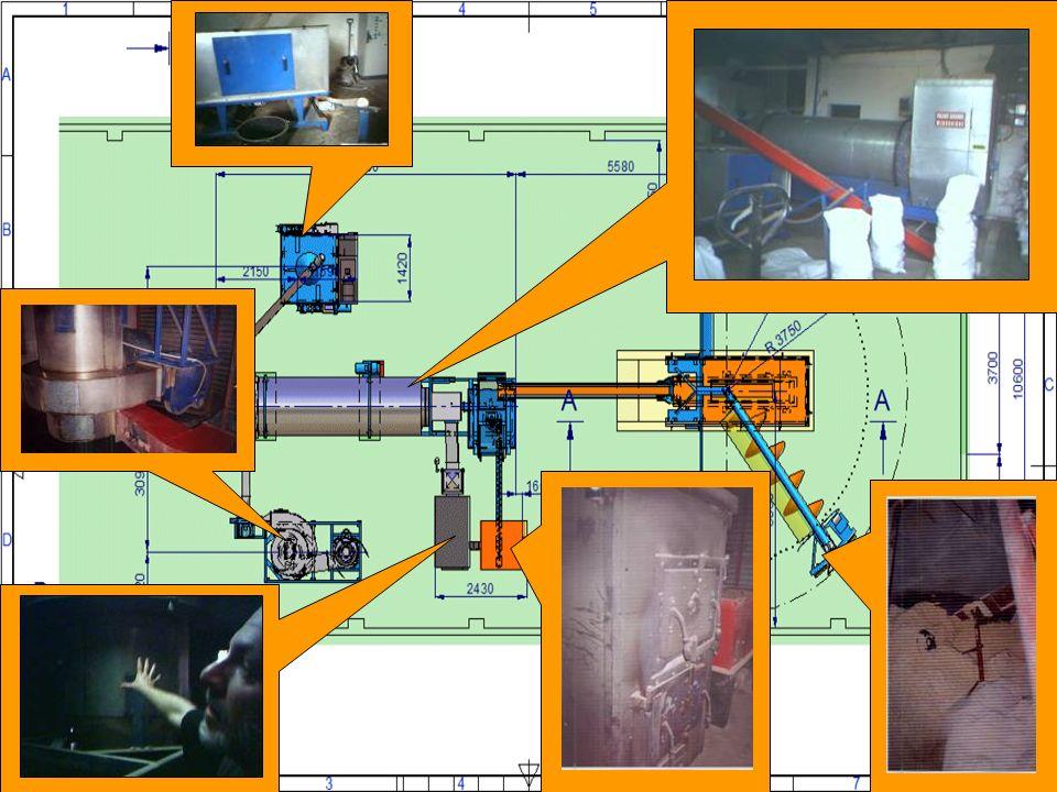 Brykieciarka hydrauliczna Brik Star Zaletą brykieciarek hydraulicznych Brik Star jest ich stosunkowo małe zużycie energii elektrycznej - jej moc wynosi ok.