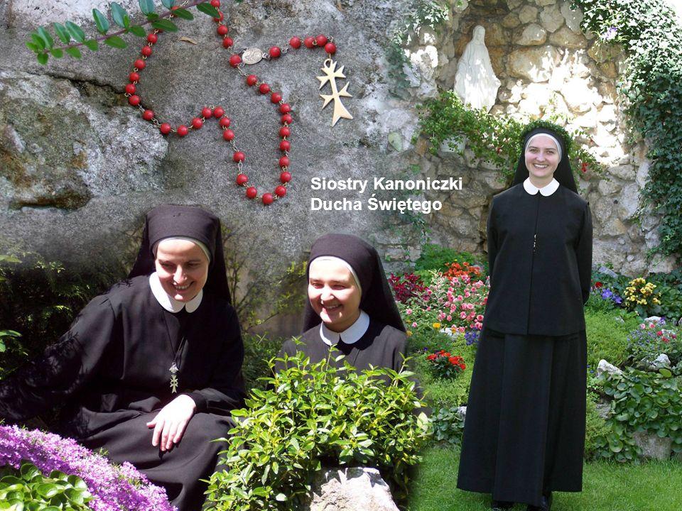 Siostry Kanoniczki Ducha Świętego