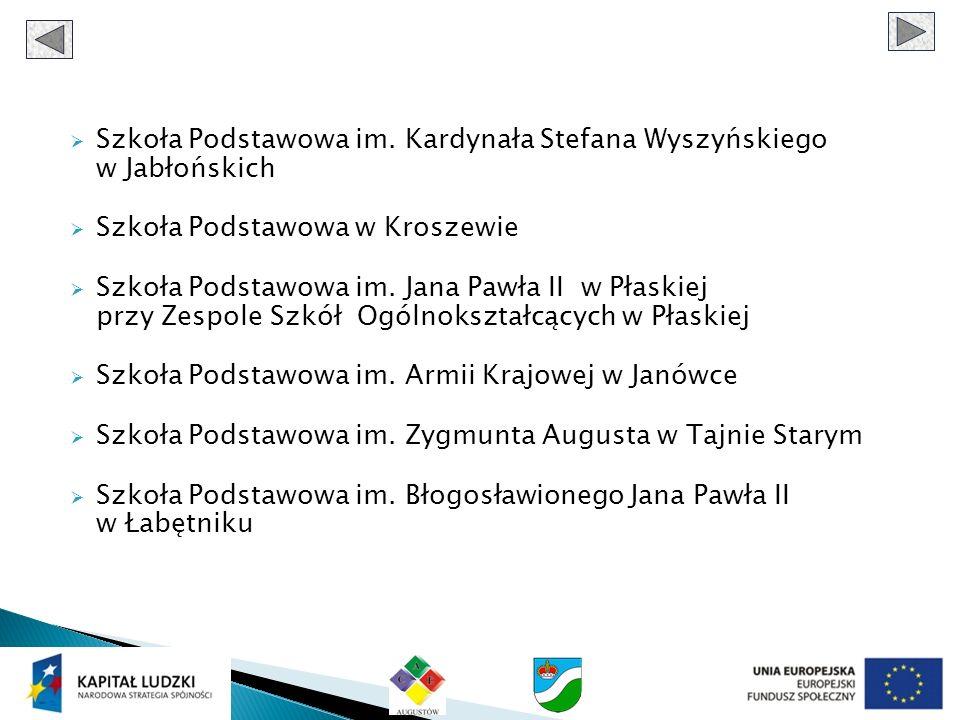 Wrzesień - październik 2013r.(2014r.): diagnoza i ustalenie tematyki 4 sieci.