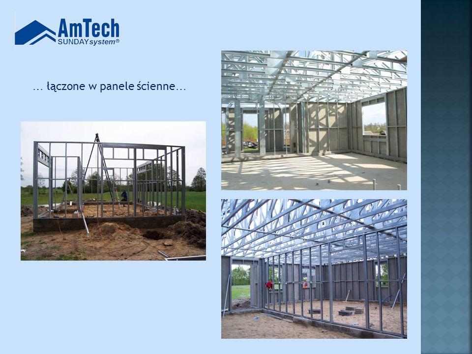 www.amtech.com.pl Osiedle domków jednorodzinnych w Muninie