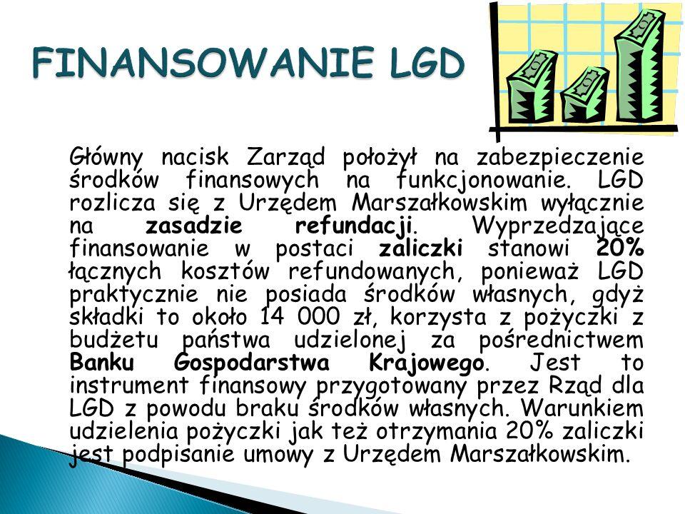 Słabą stroną procedury, leżącą po stronie Urzędu Marszałkowskiego jest długi czas rozpatrywania wniosków.