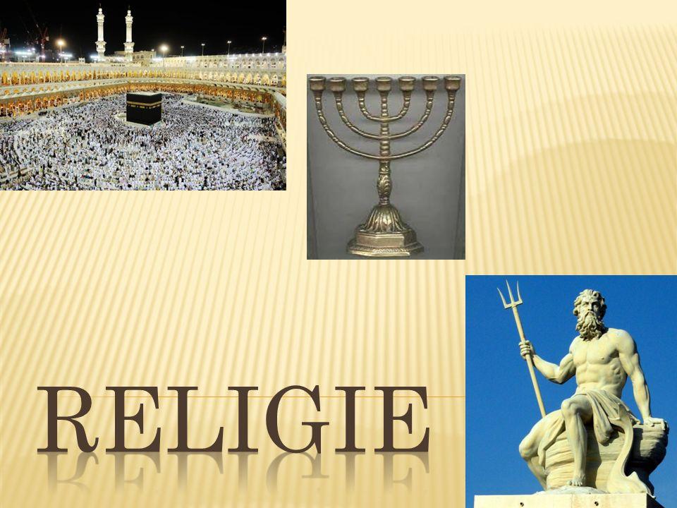 Jest to pierwsza religia monoteistyczna.