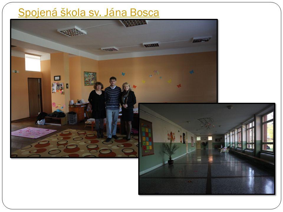 Spojená škola sv. Jána Bosca