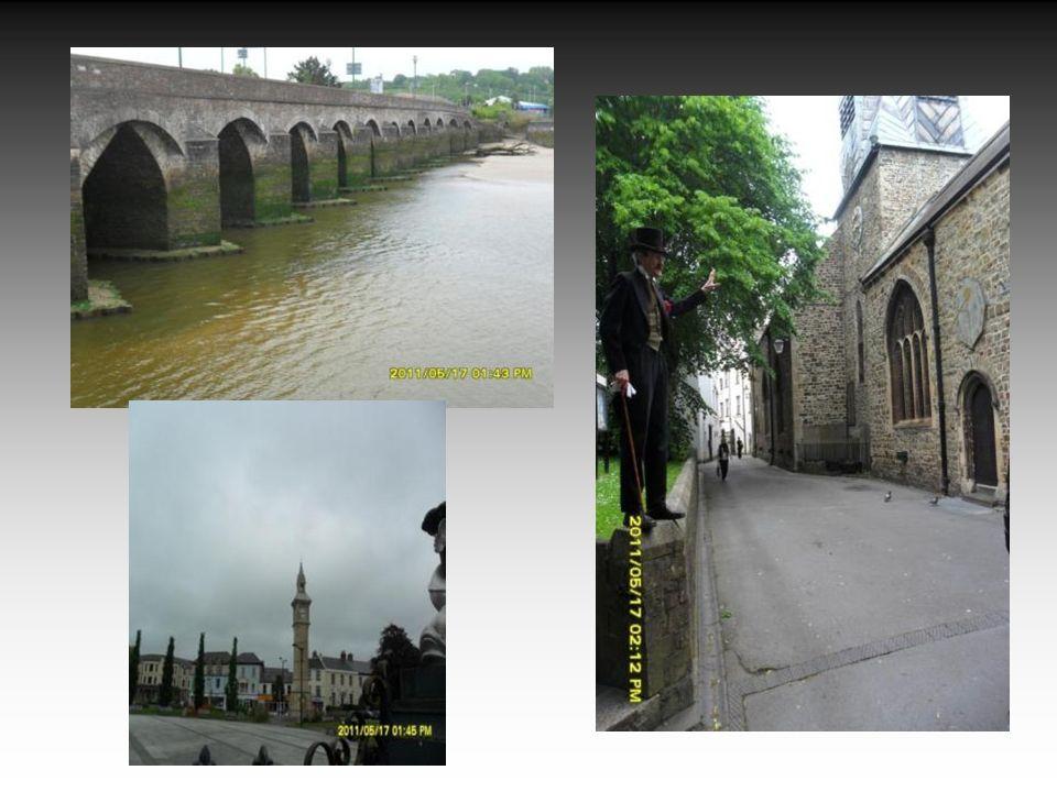 Środa (18 V 2011) Dziś zwiedzaliśmy zamek Tintagel.