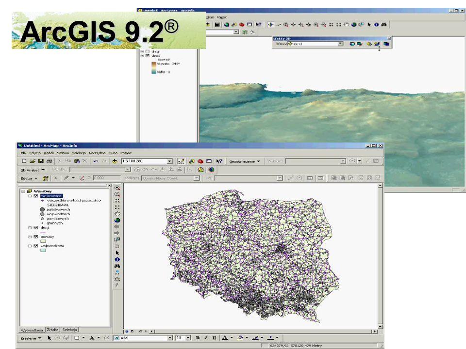 ArcGIS 9.2 ®