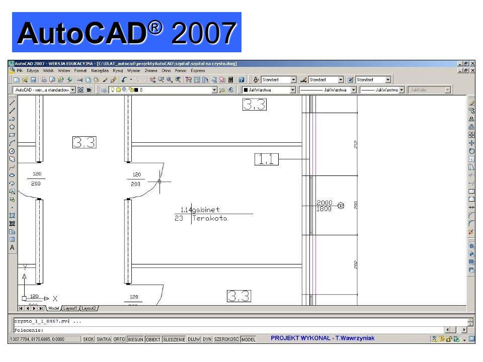 Civil 3D® 2007 Oprogramowanie AutoCAD Civil 3D umożliwia szybsze i dokładniejsze projektowanie.