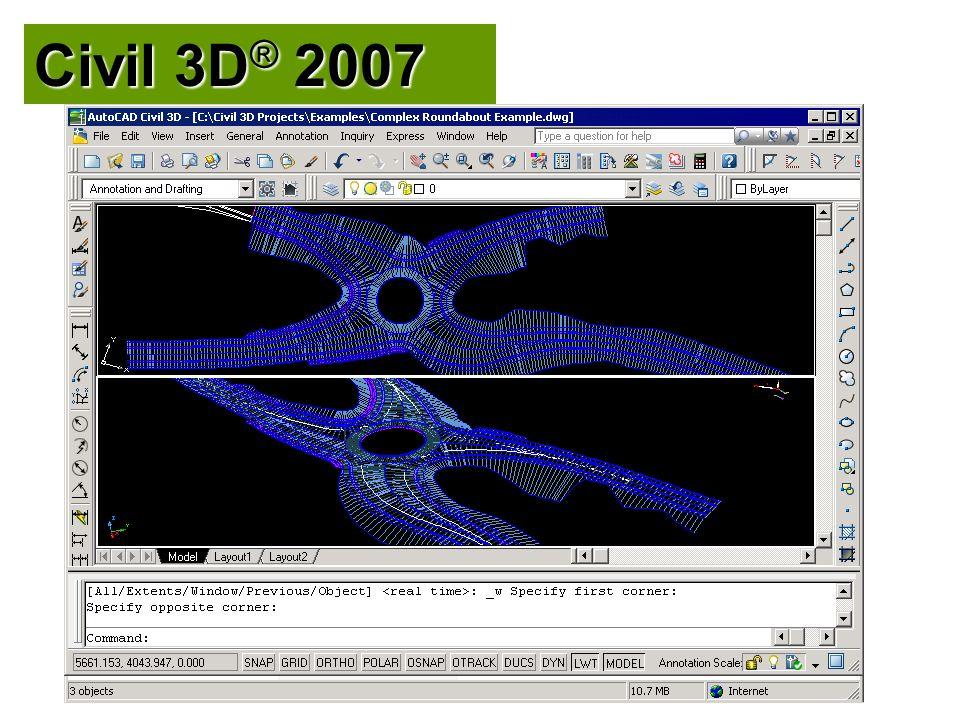 Civil 3D ® 2007