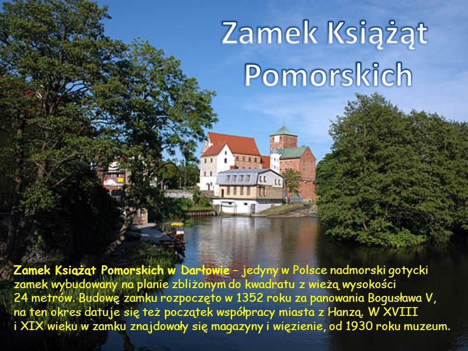 Uważam, że Darłówko to bardzo ciekawe oraz przyjemne miejsce i polecam je każdemu dziecku, jak i dorosłemu, który chce dobrze wykorzystać czas wakacji.