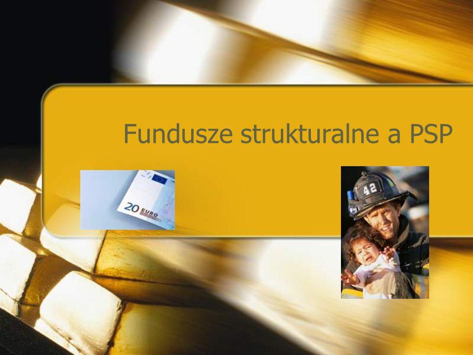 Fundusze strukturalne a PSP