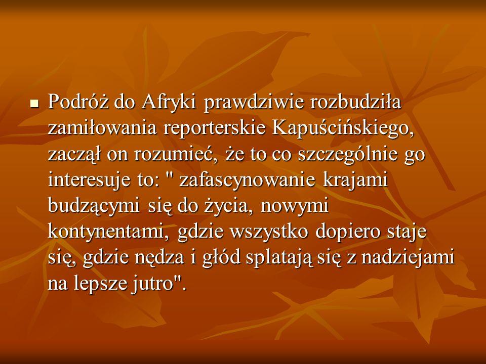 Nagroda Goethego Nagroda Goethego LAUDACJA: Nagroda Goethego dla Ryszarda Kapuścińskiego LAUDACJA: Nagroda Goethego dla Ryszarda Kapuścińskiego Ryszard Kapuściński dziennikarzem wieku - Nagrodę przyznało grono ponad pięćdziesięciu najlepszych polskich dziennikarzy.