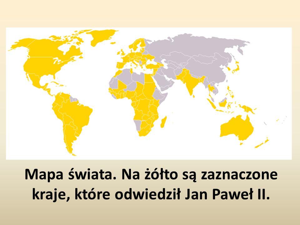 Jan Paweł II w Wielkiej Brytanii Jan Paweł II w USA