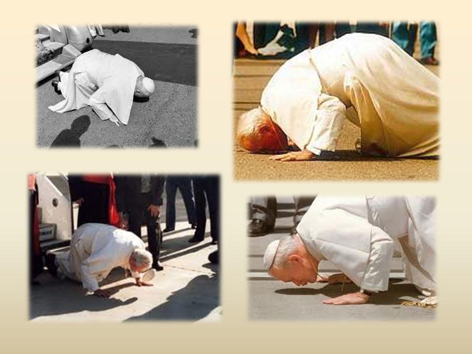 Jan Paweł II (łac. Ioannes Paulus II), właśc. Karol Józef Wojtyła (ur. 18 maja 1920 w Wadowicach, zm. 2 kwietnia 2005 w Watykanie) – polski duchowny r