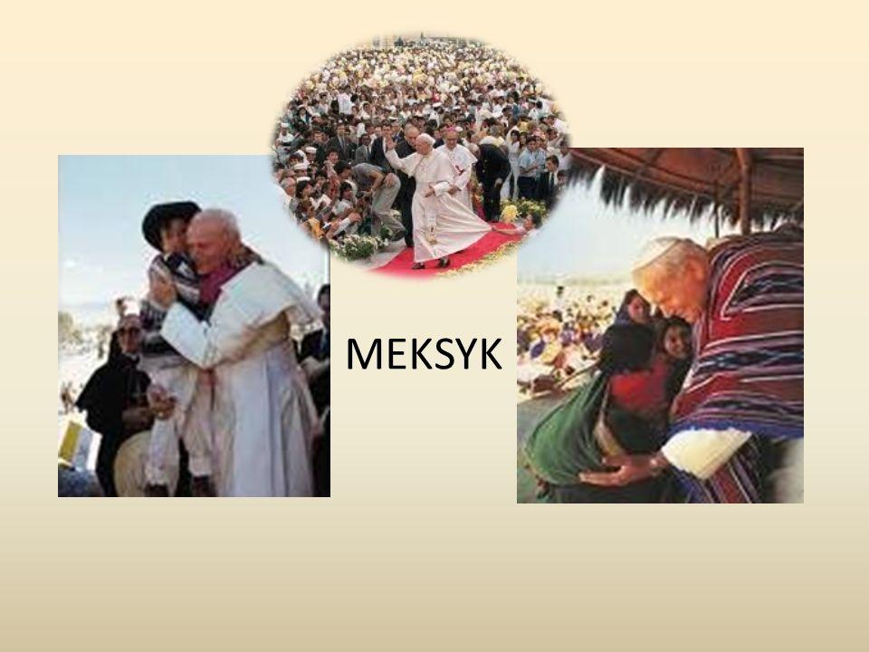 Jan Paweł II w Afryce