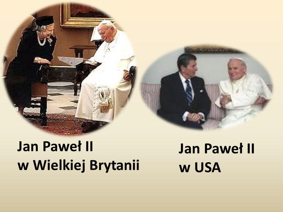 W wielu miejscach, które odwiedził, nigdy przedtem nie postawił stopy żaden papież. Był m.in. pierwszym papieżem, który odwiedził Wielką Brytanię (od