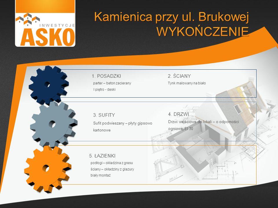3. SUFITY Sufit podwieszany – płyty gipsowo kartonowe 4.